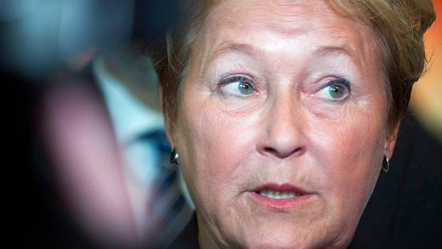 Quebec Premier Pauline Marois, edging close to majority territory?