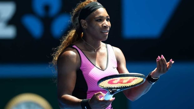 Serena Williams was eliminated from the Australian Open last week in an upset.