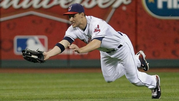 Three-time all-star Grady Sizemore hit .269 in Cleveland, with 139 home runs and 458 RBIs.