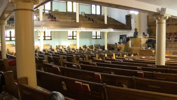McDougall United Church needs about $8 million to $12 million in repairs.