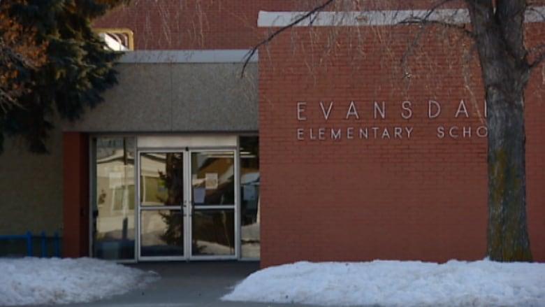 Evansdale School