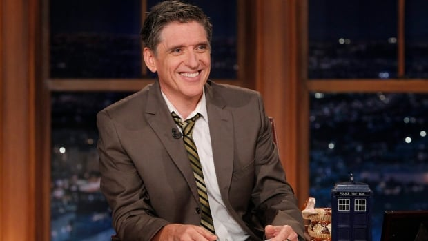 "Craig Ferguson, host of ""The Late Late Show,"" on CBS was to perform in Hamilton on Friday."