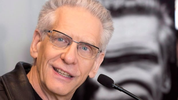 Canadian film director David Cronenberg, seen here, and hockey great Paul Henderson are among the list of honorees who will be awarded the Order of Ontario Thursday.