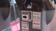 Parking meter in St. John's