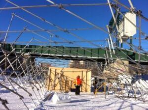 Joe Kalturnyk  constructing RAW: almond