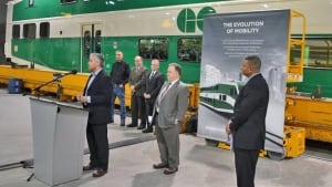 Bombardier announcement