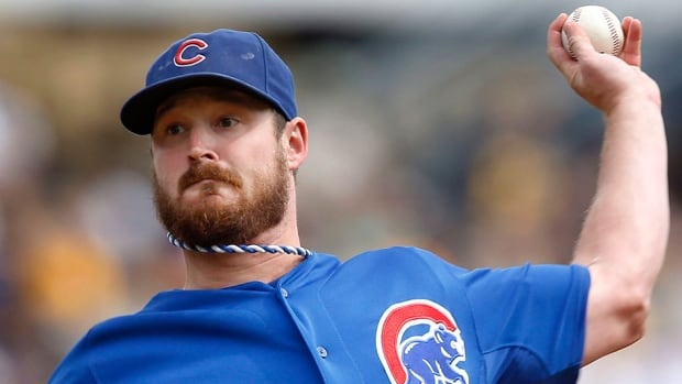 Travis Wood, who agreed to a one-year deal on Friday, was the Cubs' most consistent starter last year and made the all-star team, going 9-12 with a 3.11 earned-run average.