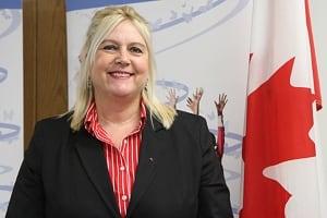 Susan Truppe at Hamilton YWCA on Jan. 24, 2014
