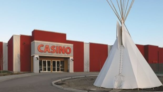 Eagle River Casino, 10 kilometres east of Whitecourt, is in the midst of bankruptcy proceedings, owing about $100 million on assets of about $57 million.