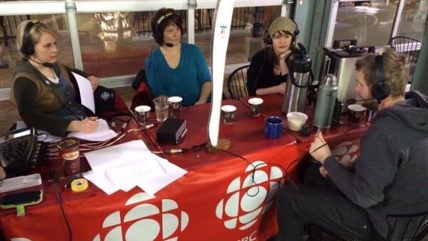 Leisha interviews three hot chocolate connoisseurs from Saskatoon restaurants and coffee shops.