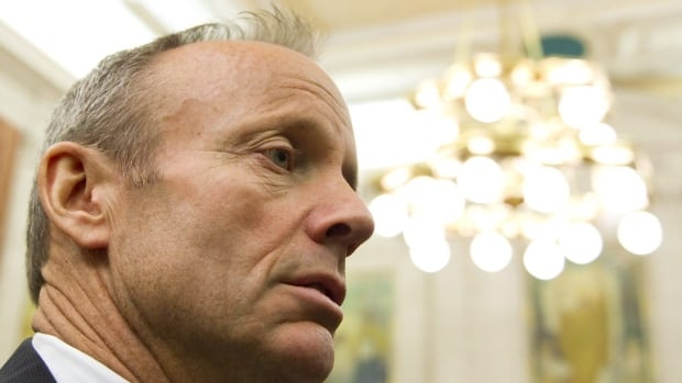 Former Conservative public safety minister Stockwell Day says he is opposed to allowing more police access to private data without a warrant.