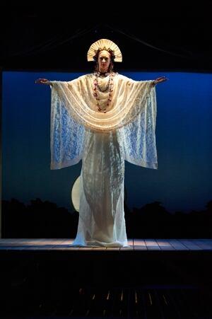 Bethany Jillard in The Seagull