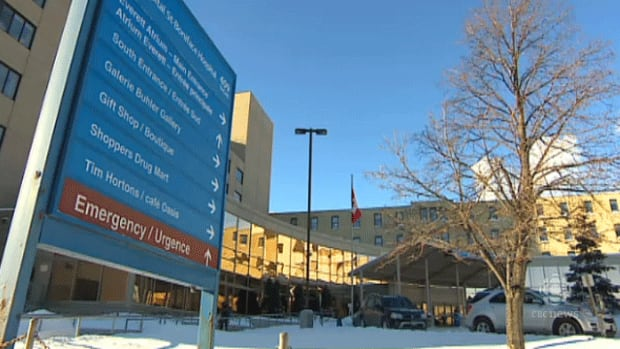 Most of the 14 operating rooms at St. Boniface Hospital were flooded on Jan. 22 after the heating and cooling system malfunctioned and froze some pipes, which burst.