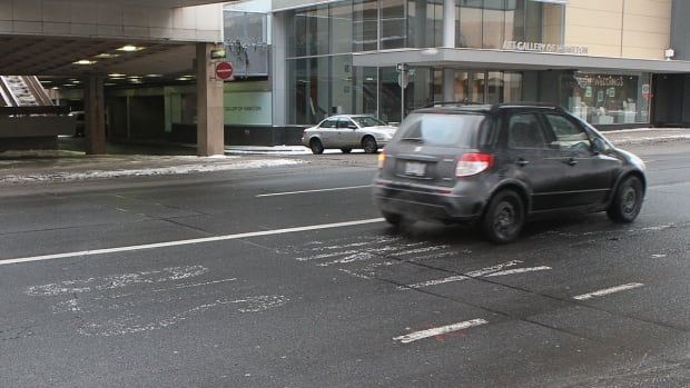 Councillors will debate the future of Hamilton's downtown transit lane in January. Mayor Fred Eisenberger made some suggestions to improve it, but councillors voted against them, at least for now.
