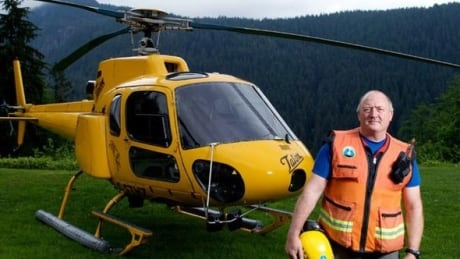 Peak on Mount Seymour to be named after former NSR leader Tim Jones