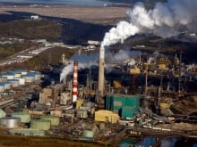 """Former Parliamentary Budget Officer Kevin Page says Canada is likely in a """"technical recession"""", but it is one that is contained to the goods sector and oil industry."""