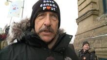 George Floresco CUPW Ottawa