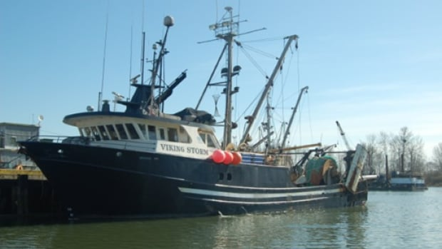 The Viking Storm, a 27-metre long fishing trawler registered in Vancouver, B.C., was involved in a fatal collision in September 2012 off the coast of Washington State.