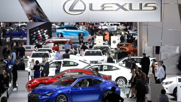 More than 800,000 people attended the North American International Auto Show in Detroit this year.