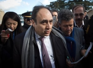 Switzerland Syria Peace Talks