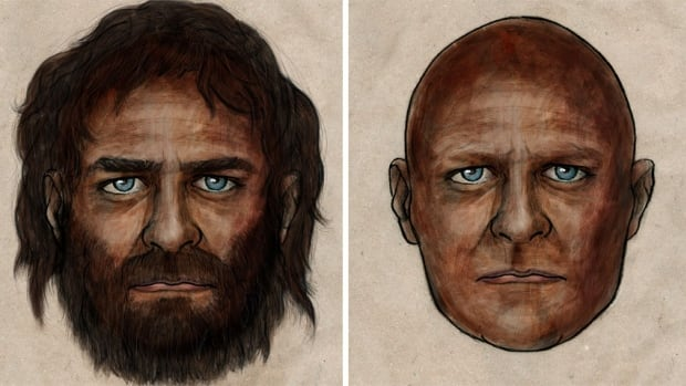 Scientists say that La Braña 1, a 7,000-year-old European hunter-gatherer whose genome was sequenced, had blue eyes and dark skin. The early European lived during the Mesolithic Period in modern-day Spain.