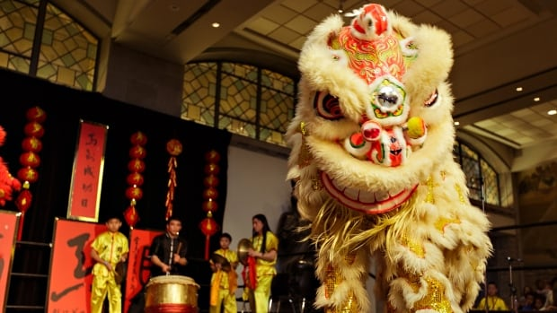 A lion dance, such as the one seen here, is performed across China in different forms to usher in a new year, says Regina's Nelson Eng. Eng is organizing Regina's main celebration of Chinese New Year, which takes place on the evening of Jan. 20.