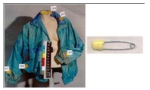 Evidence in Sweeney murder
