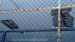 decaying parking garage, sudbury