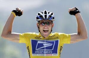 Lance Armstrong/tour de force