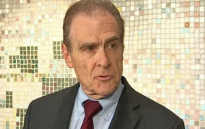 Deputy Mayor Norm Kelly talks about the budget