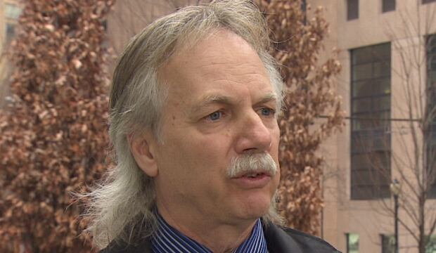B.C. Teacher's Federation president Jim Iker