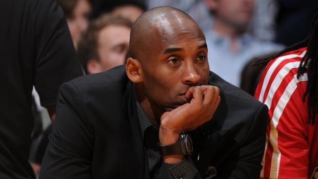 Kobe Bryant broke a bone in his knee Dec. 17, just six games into his comeback from a torn left Achilles tendon.