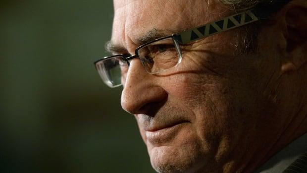 Senator George Baker leaves his long-held job this week, facing mandatory retirement at 75.