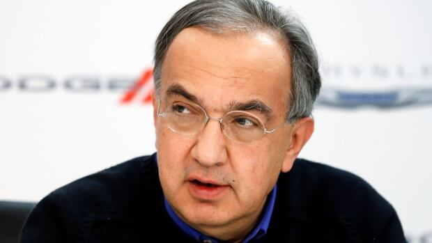 Fiat Chrysler Automobiles CEO Sergio Marchionne.