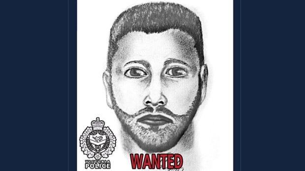 Victoria police released a composite sketch of the man they believe is responsible for an unprovoked attack two weeks ago in Beacon Hill Park.