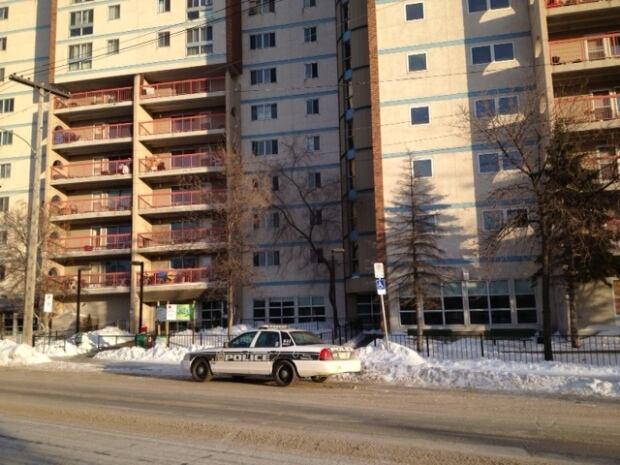 Stadacona Street suspicious death