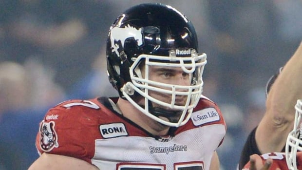 Dimitri Tsoumpas is a four-time West Division all-star and three-time Canadian Football League all-star.