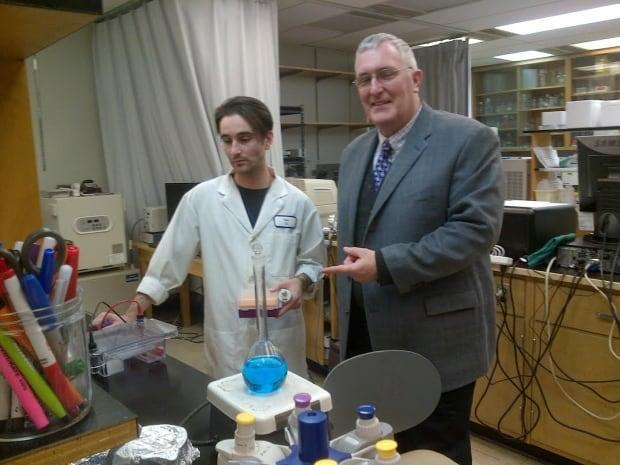Dr. Darrell Mousseau