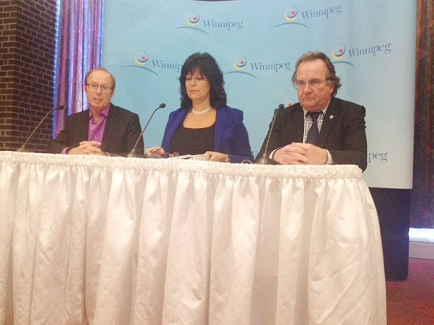 Water press conference