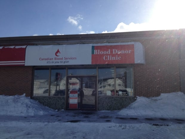 Canadian Blood Services Grand Falls-Windsor