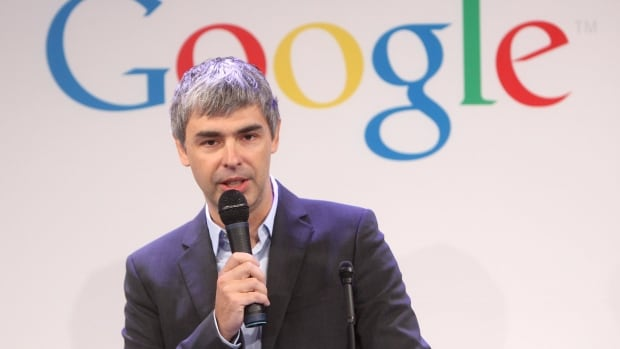 Google's Larry Page and fellow founder Sergey Brin will be beneficiaries of the stock split.