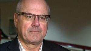 Ken King, Calgary Flames president
