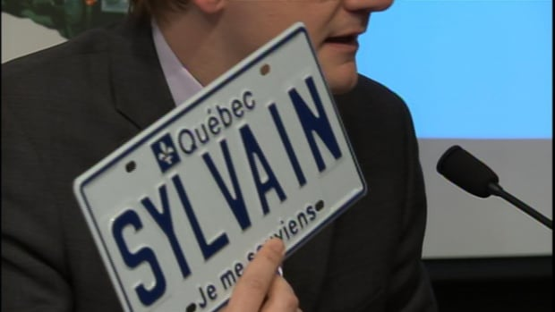 Personalized licence plates, available in Quebec starting in the fall of 2015, are expected to bring some extra money to the province's coffers.