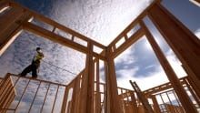 Construction generic home building housing houses new homes lumber