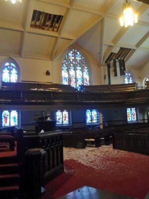 St. Andrews Presbyterian church, thunder bay