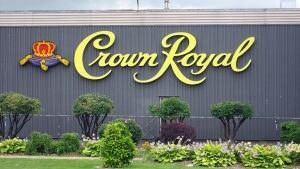 Diageo Crown Plant Amherstburg