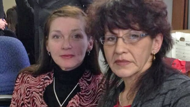 Toni Grann and Holly Papassay are former crown wards and now claimants in a lawsuit against the province.