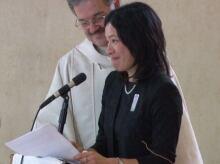 Ora Tsang Martin Glazer Funeral