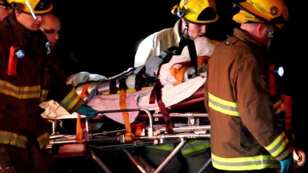Man hit by train - White Rock Beach