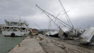 Greece earthquake Kefalonia
